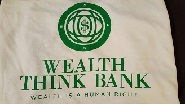 Wealth Think Bank Tshirt